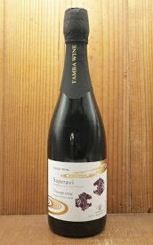 丹波ワイン 京丹後産 サペラヴィ スパークリング(泡)赤 2019年 日本ワイン 中口 スパークリングワイン やや辛口 11% 京都丹後産ジョージア原産のサペラヴィ種100%Tamba Wine kyoutango Separavi Sparkling Red 2019