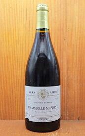 シャンボール ミュジニー1945年 セラー出し超秘蔵限定古酒 ジャン ルフォール社(シャルル トマ&モワラールグループ) AOCシャンボール ミュジニー 正規品(1940年代に流通の底上げ重厚ボトル入り)76年熟成品Chambolle Musigny 1945 Jean Lefort AOC Chambolle Musigny