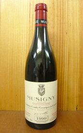 ミュジニー グラン クリュ 特級 キュヴェ ヴィエイユ ヴィーニュ 1990ドメーヌ コント ジョルジュ ド ヴォギュエ元詰 750ml 赤ワインMusigny Grand Cru Cuvee Vieilles Vignes 1990