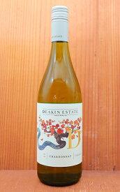 【777均】【今回限り6本以上ご購入で送料 代引き無料】ディーキン エステート シャルドネ オーストラリア 白ワイン ワイン 辛口 750ml サクラアワード2020年度 ゴールドメダル受賞酒Deakin Estate Chardonnay SAKURA Japan Women's Wine Awards 2020 Gold Medal
