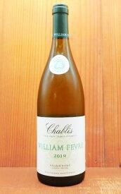 シャブリ 2019 ウイリアム フェーヴル 白ワイン 辛口 750mlChablis [2019] WILLIAM FEVRE AOC Chablis