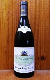 シャブリ グラン クリュ 特級 レ ヴォーデジール 2014 ドメーヌ ロン デパキ 正規 白ワイン ワイン 辛口 750ml (レ・ヴォーデジール)Chablis Grand Cru Les Vaudesirs [2014] Domaine Long Depaquit AOC Chablis Grand Cru