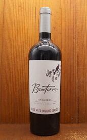 ボンテッラ ジンファンデル 2019 ボンテッラ オーガニック ヴィンヤード (メンドシーノ カウンティ) 正規 赤ワイン ワイン 辛口 フルボディ 750mlBonterra Zinfandel [2019] Bonterra Organic Vineyards Mendocino