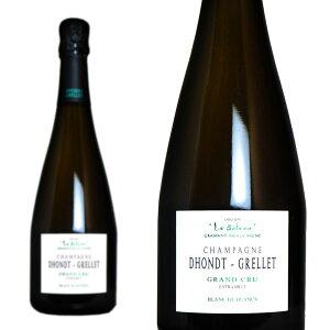 [2013]年 ドント グルレ リウ ディ ル バトー グラン クリュ クラマン ヴィエイユ ヴィーニュ ミレジム 2013 正規 フランス シャンパーニュ 白 泡 ワイン 辛口 750mlDHONDT-GRELLET Champagne Grand cru Cramant