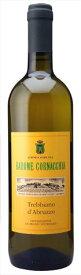 [2015]トレッビアーノ・ダブルッツオ・バローネ・コルナッキア(イタリア/白ワイン)