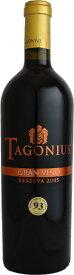 W.A誌93点![2005]タゴニウス グラン・ヴィノ・レゼルヴァ(スペイン/赤ワイン)