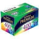 富士フィルム 35mmフィルム SUPERIA PREMIUM 400 27枚撮 27EX