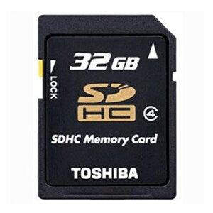 東芝SDHCメモリーカード