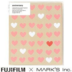 チェキアルバム 富士フィルム ×MARK'S Inc. Wedding HEART