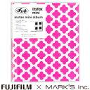 チェキアルバム BLOSSOM 富士フィルム ×MARK'S Inc.
