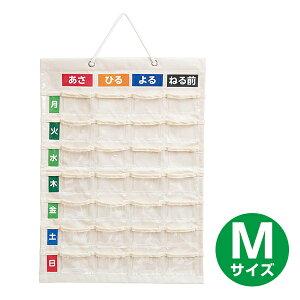 【受発注品】ナカバヤシ お薬カレンダー 壁掛けタイプ Mサイズ IF-3011
