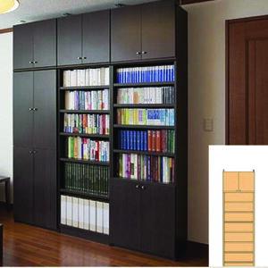 オフィス木製本棚商品画像