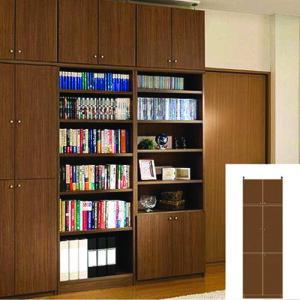全面扉オフィス書棚商品画像
