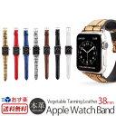 AppleWatch バンド Series 2 本革 GAZE Apple Watch 38mm 用 クロコシリーズ 【送料無料】 アップル ウォッチ ベルト ...