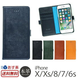 2ff095bd87a9 【送料無料】【あす楽】 iPhone XS ケース / iPhone X ケース / iPhone8 ケース / iPhone7ケース /  iPhone6s 本革 ブライドルレザー GLIDE Bridle Leather Case for ...