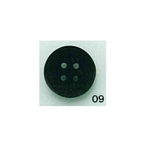 シリコーン素材 ソフトボタン 4つ穴 15mm幅 【2個入り】