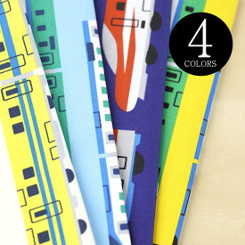 【国産オックス】コットン ビッグトレイン 110cm幅/10cm単位 【4色展開】 生地/布