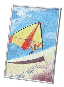 砂絵セットA4 メタリックフレーム付