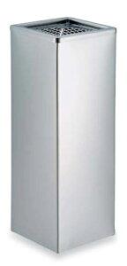 【屋内・屋外】ステンレス製のオシャレなスタンド灰皿(2.1L)|吸い殻入れ