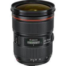 CANON レンズ EF24-70mm F2.8L II USM