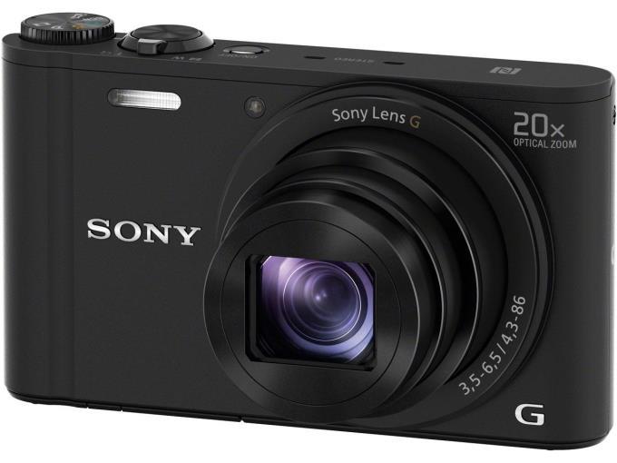 SONY デジタルカメラ DSC-WX350/B