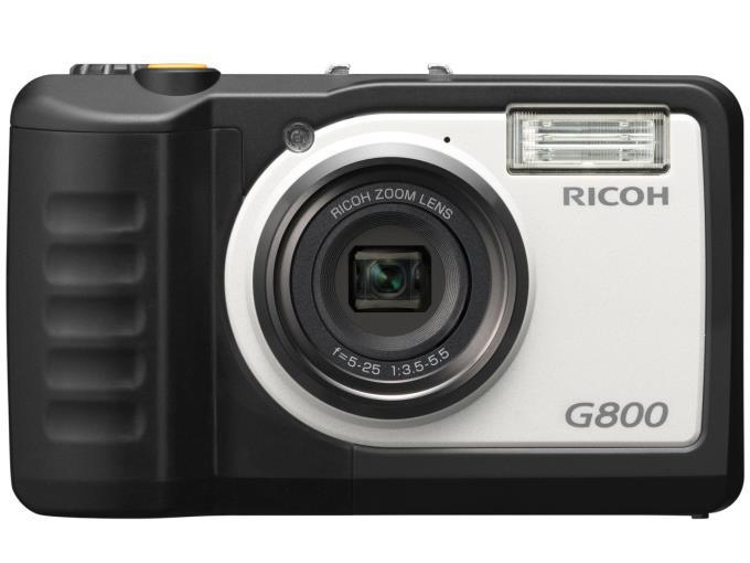 RICOH デジタルカメラ G800