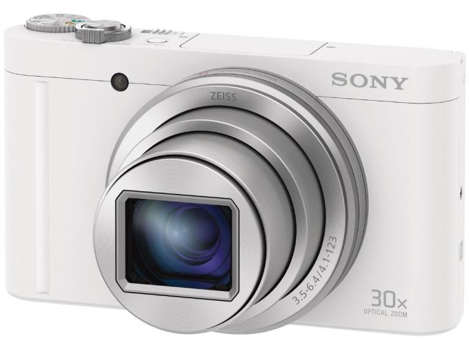 SONY デジタルカメラ DSC-WX500/Wサイバーショット DSC-WX500 (W) [ホワイト]