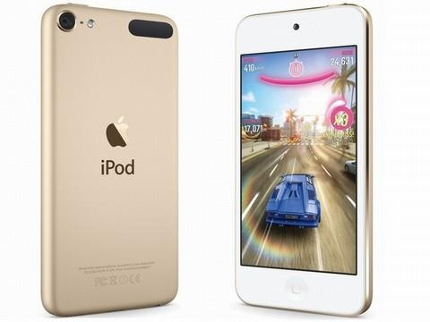APPLE iPod MKHT2J/A (iPod touch 6th 32GB ゴールド)iPod touch MKHT2J/A [32GB ゴールド]