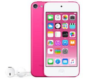 APPLE iPod MKHQ2J/A (iPod touch 6th 32GB ピンク)