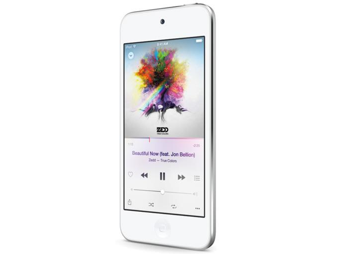 APPLE iPod MKHX2J/A (iPod-touch 32GB 6th)iPod touch MKHX2J/A [32GB シルバー]