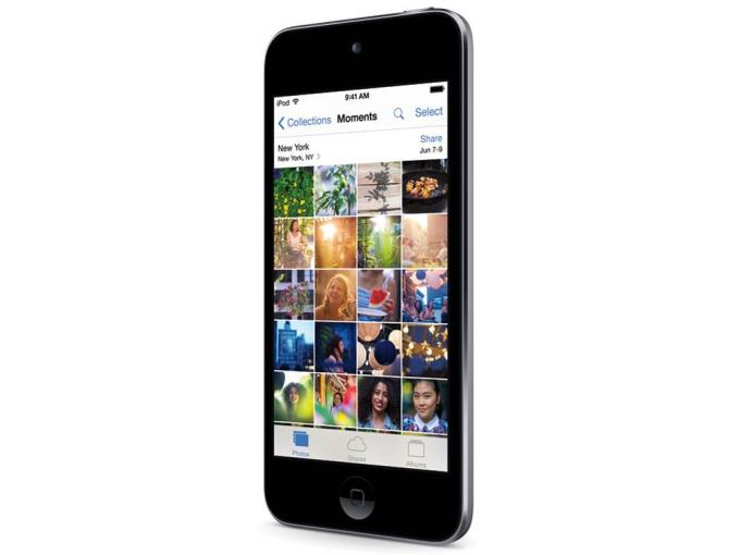 APPLE iPod MKH62J/A (iPod touch 6th 16GB スペースグレイ)
