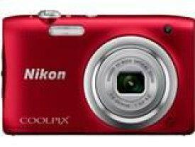 NIKON デジタルカメラ COOLPIX A100RD [レッド]