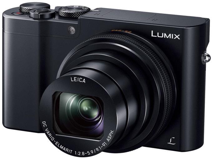 Panasonic デジタルカメラ LUMIX DMC-TX1/K