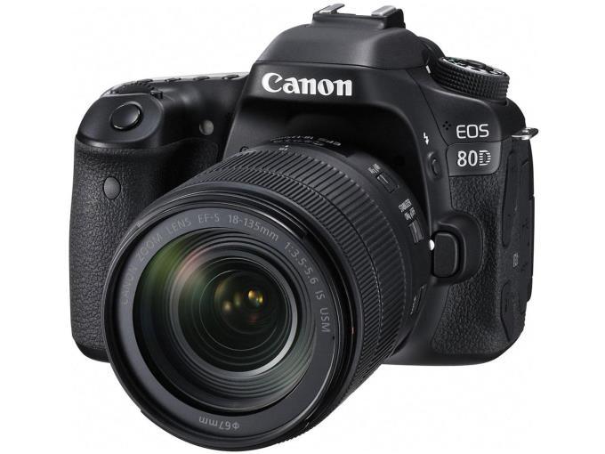 CANON デジタル一眼カメラ EOS 80D EF-S18-135 IS USM LENS KIT