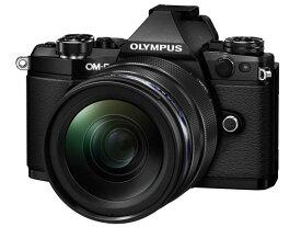 OLYMPUS デジタル一眼カメラ OM-D E-M5 Mark II 12-40mm F2.8 レンズキット [ブラック]
