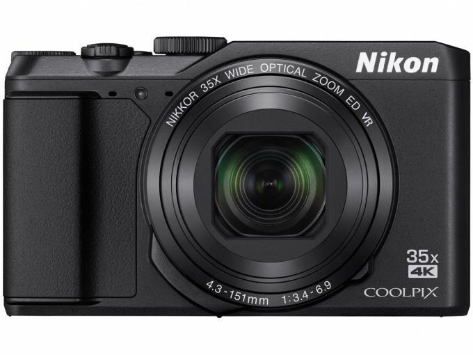 NIKON デジタルカメラ COOLPIX A900/BK [ブラック]