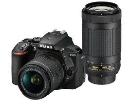 NIKON デジタル一眼カメラ D5600 ダブルズームキット