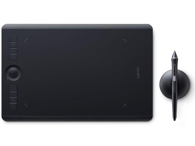 ワコム ペンタブレット Intuos Pro Medium PTH-660/K0 [ブラック]