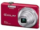CASIO デジタルカメラ EXILIM EX-ZS29RD [レッド]