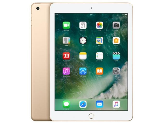 APPLE iPAD(Wi-Fiモデル) iPad Wi-Fi 128GB 2017年春モデル MPGW2J/A [ゴールド]