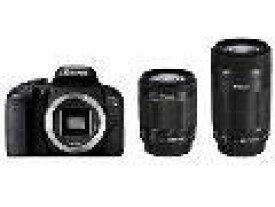 CANON デジタル一眼カメラ EOS Kiss X9i WZKIT ダブルズームキット