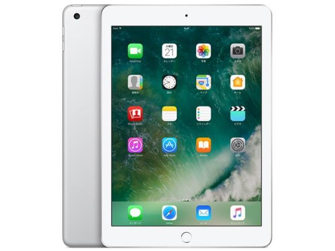 APPLE iPad Wi-Fi 128GB 2017年春モデル MP2J2J/A [シルバー]