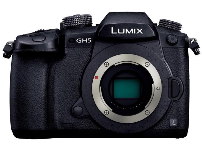Panasonic デジタル一眼カメラ LUMIX DC-GH5 ボディ