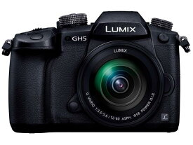 Panasonic デジタル一眼カメラ LUMIX DC-GH5M-K標準ズームレンズキット
