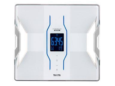 TANITA 体脂肪計・体重計 インナースキャンデュアル RD-907-WH [ホワイト]
