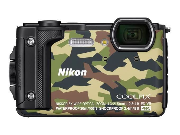 NIKON デジタルカメラ COOLPIX W300/カムフラージュ