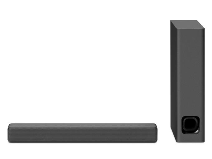SONY ホームシアター スピーカー HT-MT300/BM (B) [チャコールブラック]