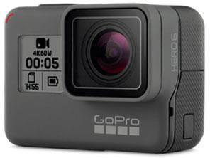 GoPro ビデオカメラ HERO6 BLACK CHDHX-601-FW