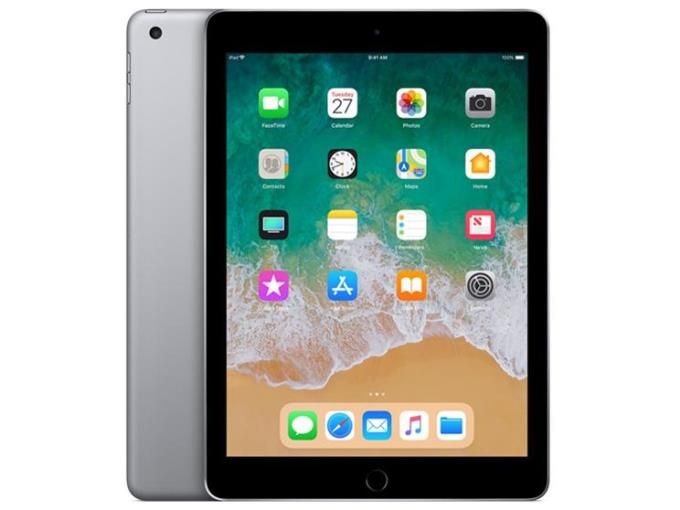APPLE iPAD(Wi-Fiモデル) iPad 9.7インチ Wi-Fiモデル 128GB MR7J2J/A [スペースグレイ]
