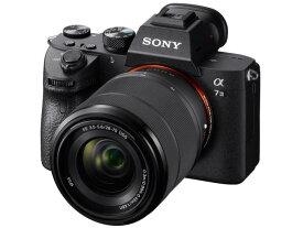 SONY デジタル一眼カメラ α7 III ILCE-7M3K ズームレンズキット